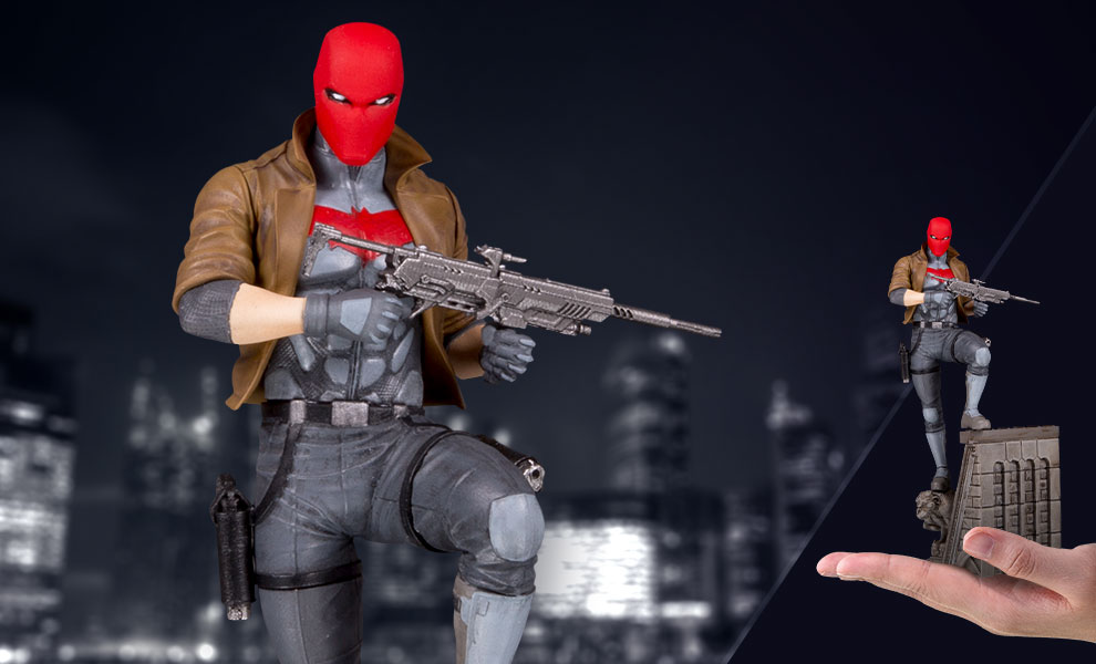 Gallery Feature Image of Red Hood (Bat-Family) Statue - Click to open image gallery
