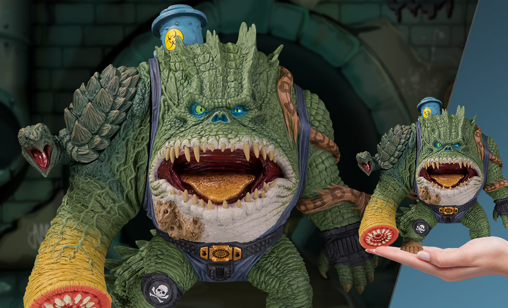 Gallery Feature Image of Killer Croc Vinyl Collectible - Click to open image gallery