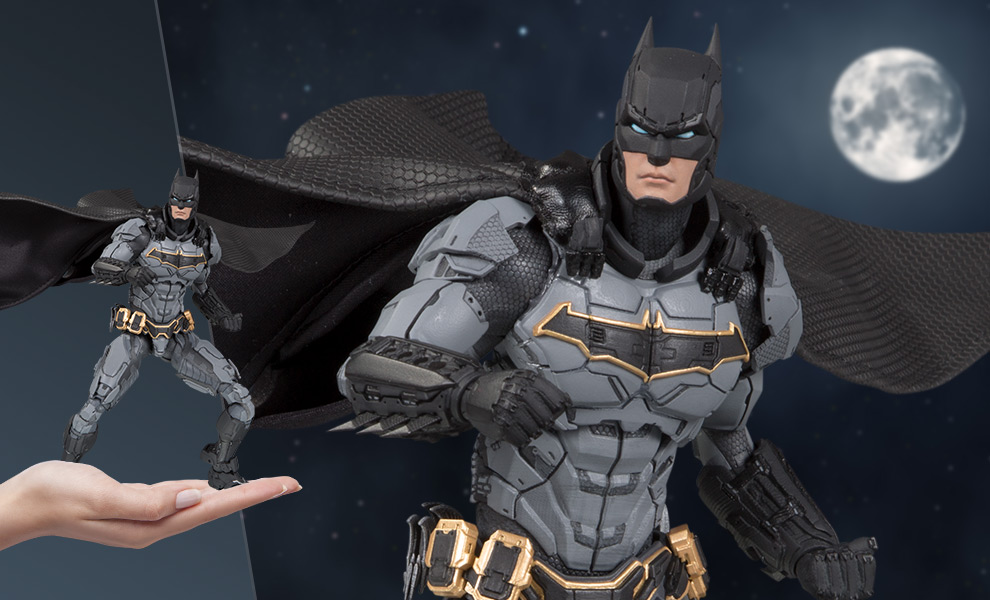 Gallery Feature Image of Batman Action Figure - Click to open image gallery