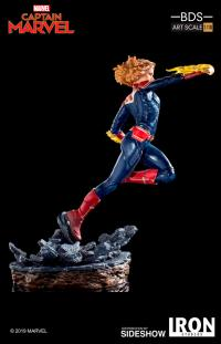 Gallery Image of Captain Marvel 1:10 Scale Statue