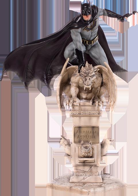 Iron Studios Batman Deluxe Statue