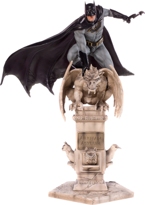 Batman Deluxe 1:10 Scale Statue