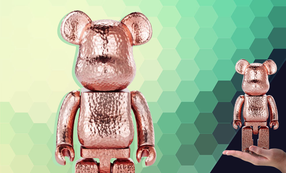 Gallery Feature Image of Be@rbrick Royal Selangor (Special Edition Pink) 400% Figure - Click to open image gallery