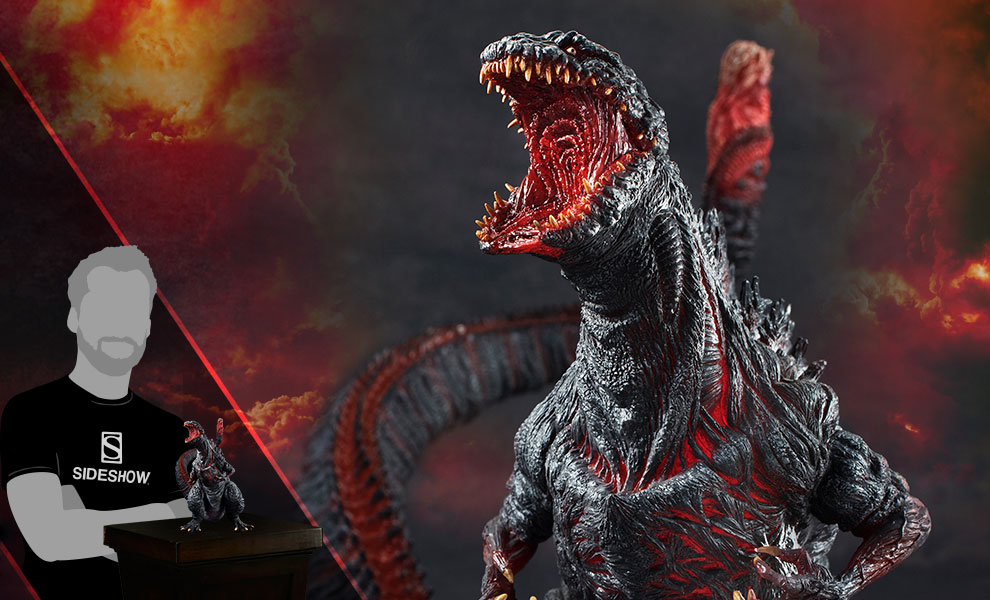 Gallery Feature Image of Shin Godzilla Collectible Figure - Click to open image gallery