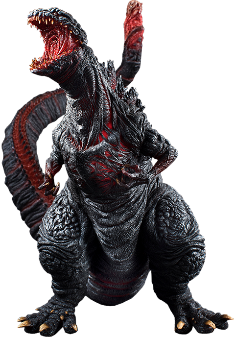 Art Spirits Shin Godzilla Collectible Figure