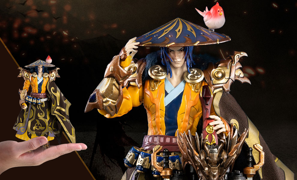 Gallery Feature Image of Liu Bei Collectible Figure - Click to open image gallery