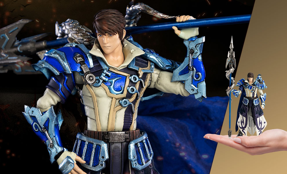 Gallery Feature Image of Zhao Yun Collectible Figure - Click to open image gallery