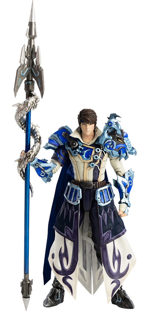 Threezero Zhao Yun Collectible Figure