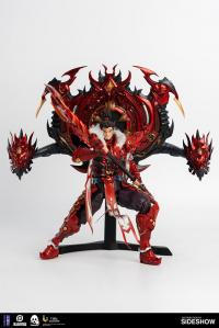 Gallery Image of Zhang Fei Collectible Figure