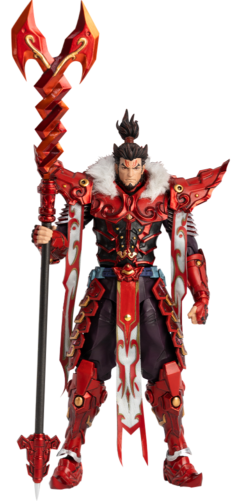 Threezero Zhang Fei Collectible Figure