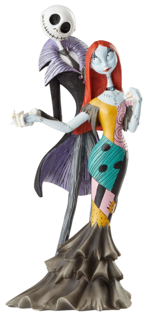 Jack and Sally Deluxe Figure