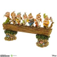 Gallery Image of Seven Dwarfs Masterpiece Figurine