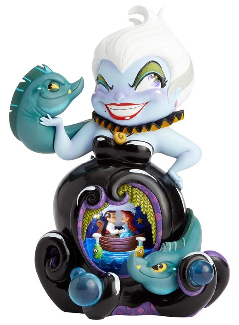 Enesco, LLC Miss Mindy Deluxe Ursula Figurine