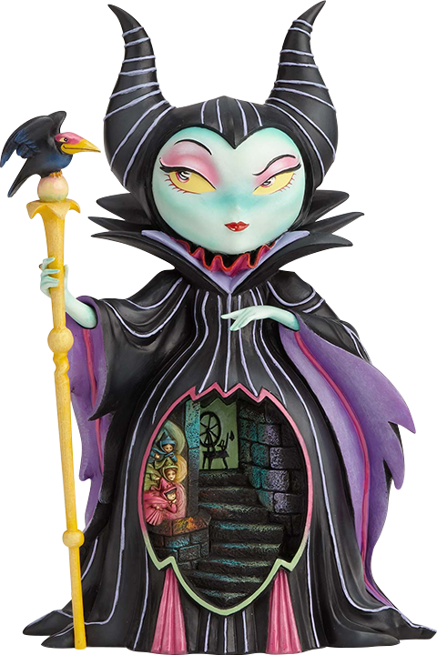 Enesco, LLC Miss Mindy Maleficent Figurine