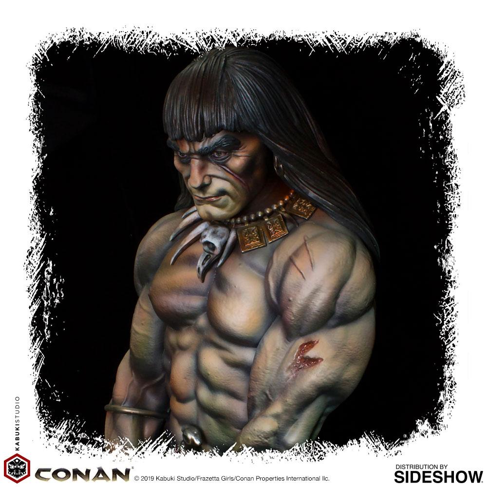 Conan the Barbarian Premium Statue