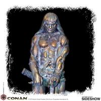 Gallery Image of Conan the Barbarian Sacred Bronze Statue