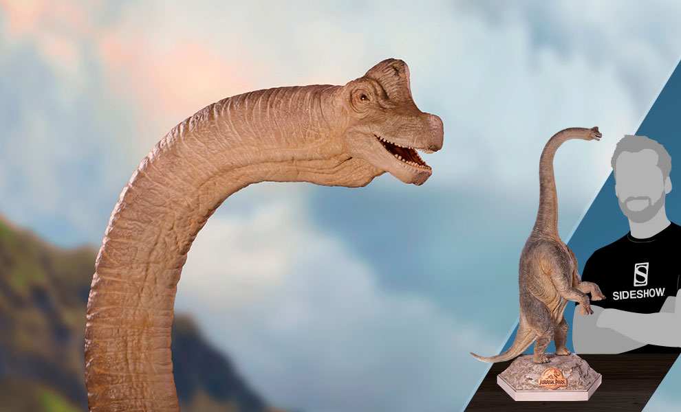 Gallery Feature Image of Brachiosaurus Statue - Click to open image gallery