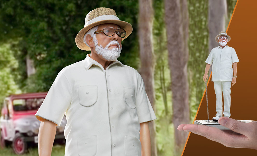 Gallery Feature Image of John Hammond 1:10 Scale Statue - Click to open image gallery