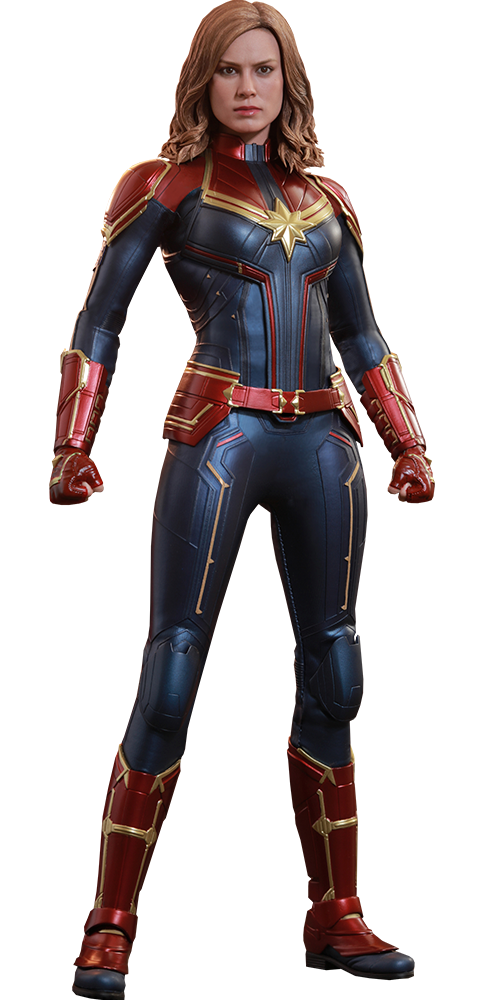 Hot Toys Captain Marvel Sixth Scale Figure