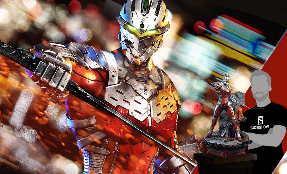 Gallery Feature Image of Ultraman (Suit Ver. 7.2) Statue - Click to open image gallery