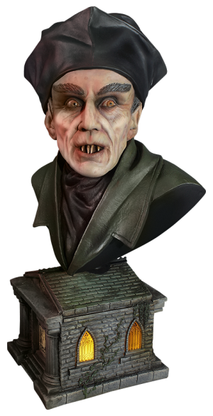 Nosferatu Bust