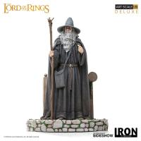 Gallery Image of Gandalf Deluxe Statue