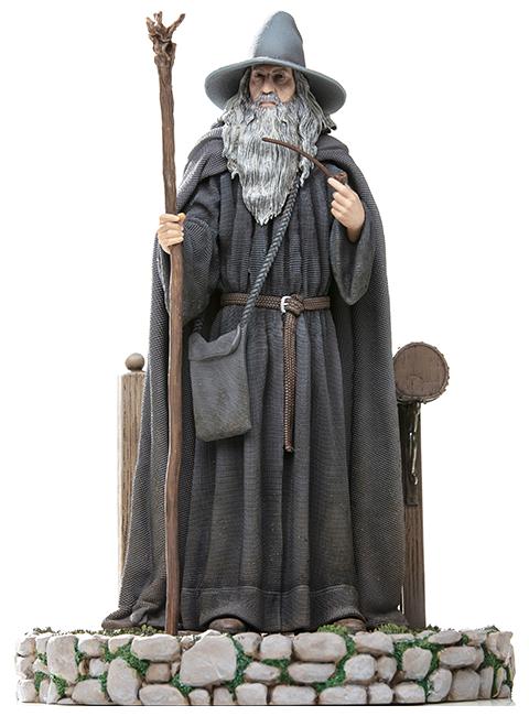 Iron Studios Gandalf Deluxe Statue