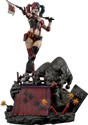 Harley Quinn (Deluxe Version) Statue