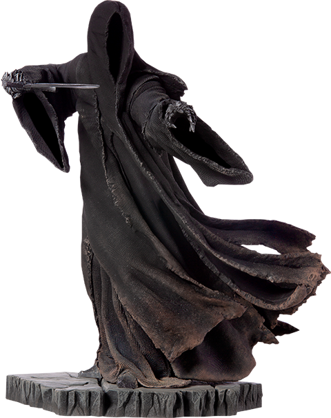 "Iron Studios ""Attacking"" Nazgul Statue"