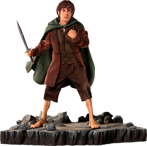 Iron Studios Frodo Statue