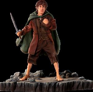 Frodo Statue