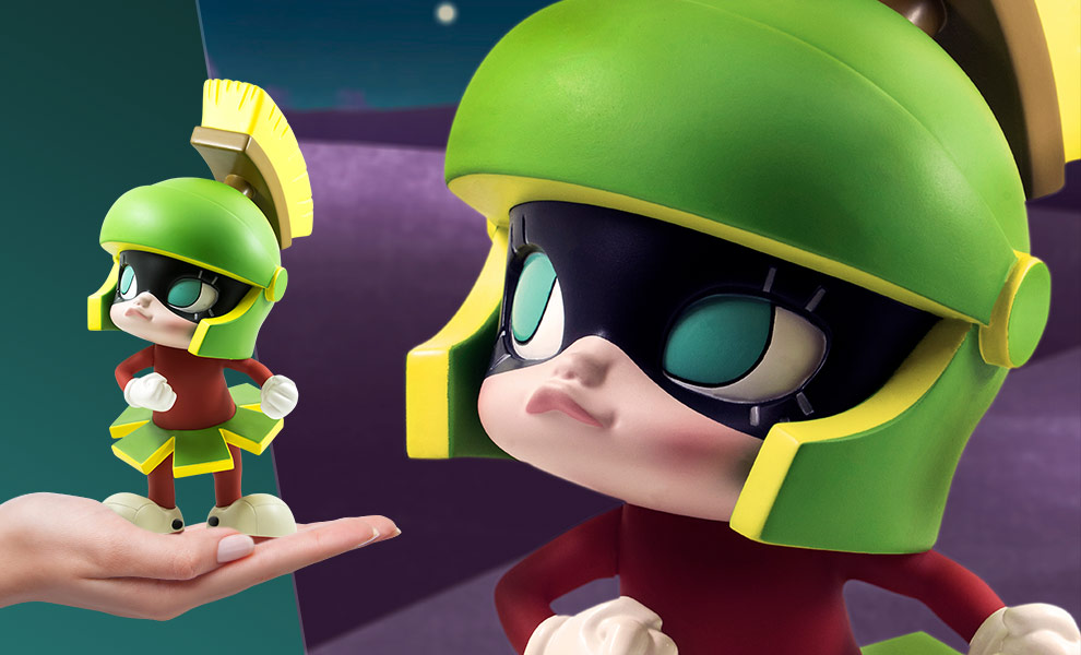Gallery Feature Image of Get Animated: Marvin the Martian Vinyl Collectible - Click to open image gallery