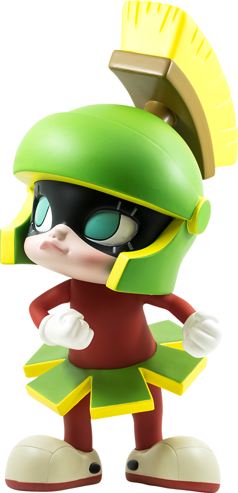 Soap Studio Get Animated: Marvin the Martian Vinyl Collectible