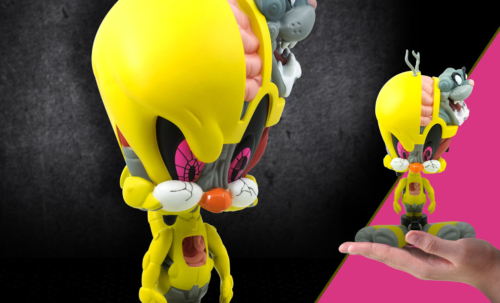 Gallery Feature Image of Get Animated: Tweety Vinyl Collectible - Click to open image gallery