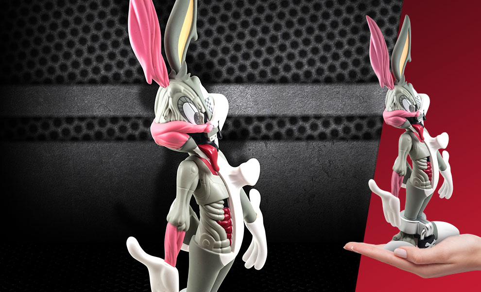Gallery Feature Image of Get Animated: Bug Bunny Vinyl Collectible - Click to open image gallery