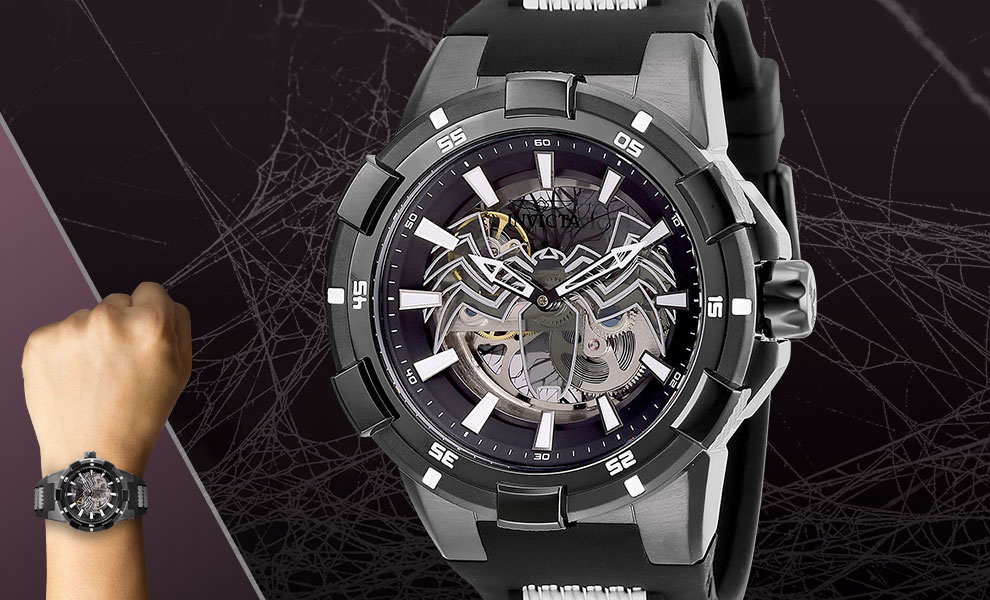 Gallery Feature Image of Venom Watch - Model 28978 Jewelry - Click to open image gallery