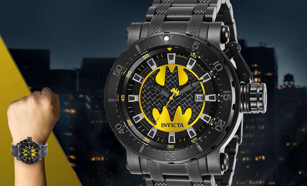 Gallery Feature Image of Batman Watch - Model 29858 Jewelry - Click to open image gallery