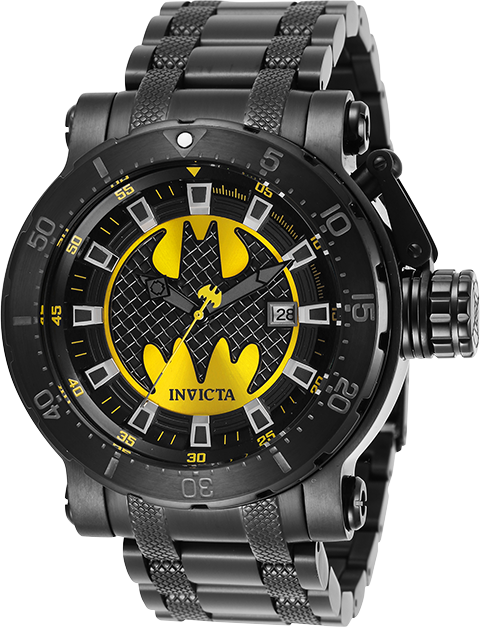 Invicta Batman Watch - Model 29858 Jewelry