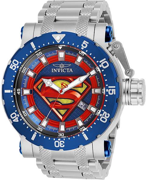 Invicta Superman Watch - Model 26823 Jewelry