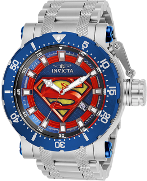 Superman Watch - Model 26823 Jewelry