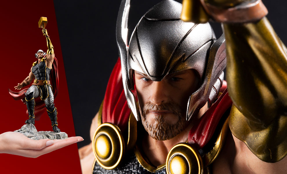 Gallery Feature Image of Thor Odinson Statue - Click to open image gallery