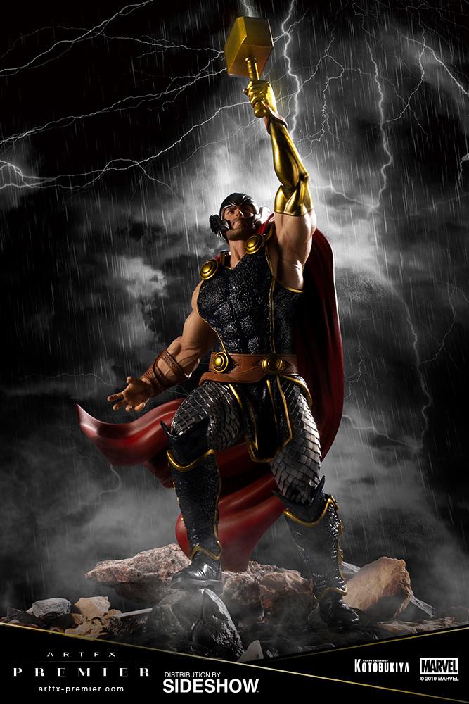 Thor Odinson Statue By Kotobukiya Sideshow Collectibles