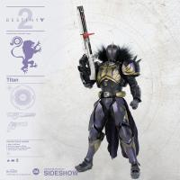 Gallery Image of Titan (Golden Trace Shader) Sixth Scale Figure