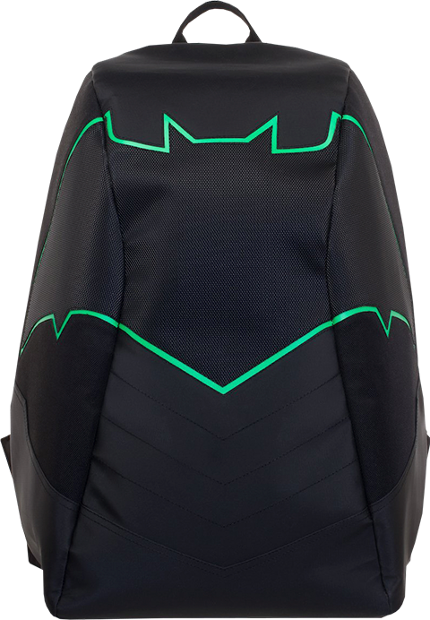 One61 Studio Batman Illuminated Powered Backpack Apparel
