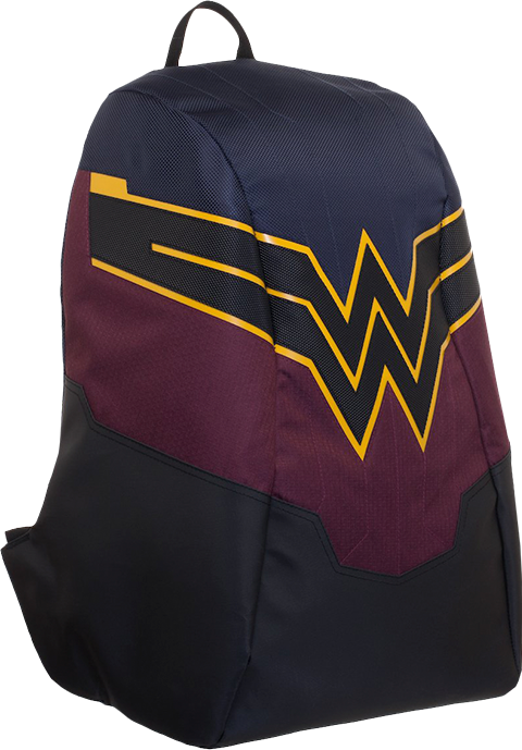 One61 Studio Wonder Woman Illuminated Powered Backpack Apparel