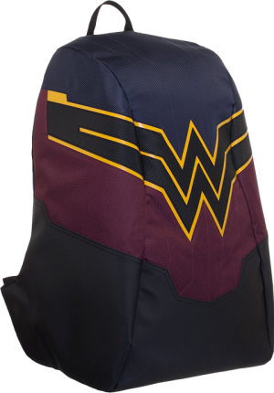 Wonder Woman Illuminated Powered Backpack Apparel