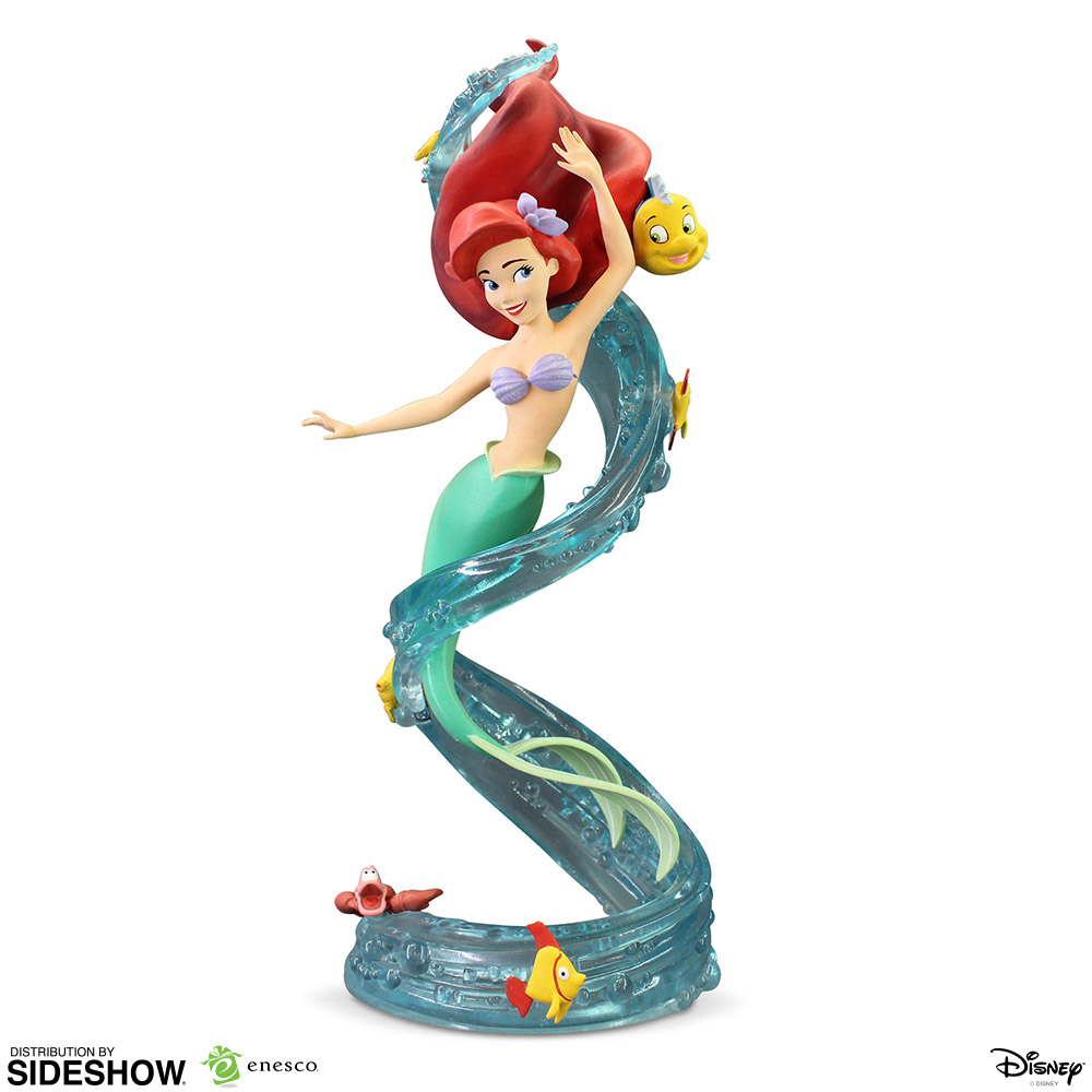 Ariel 30th Anniversary Figurine Sideshow Collectibles