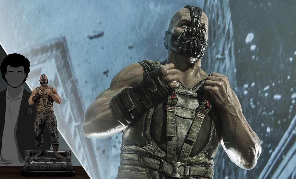Gallery Feature Image of Bane Statue - Click to open image gallery