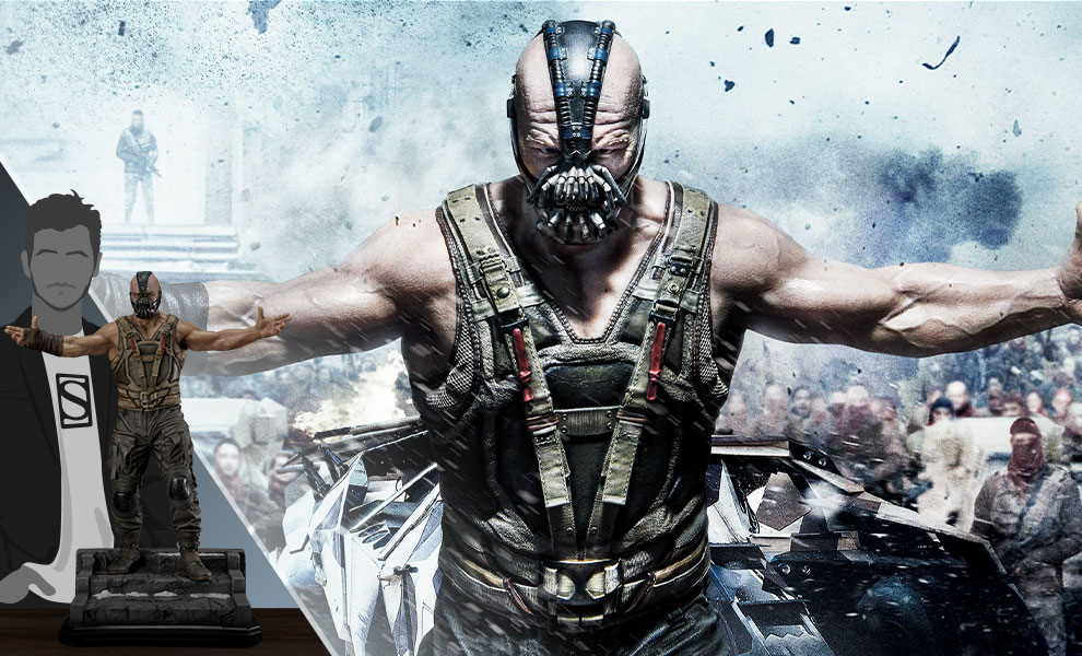 Gallery Feature Image of Bane (Ultimate Version) Statue - Click to open image gallery