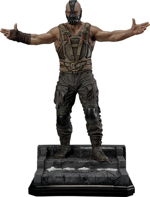 Prime 1 Studio Bane (Ultimate Version) Statue